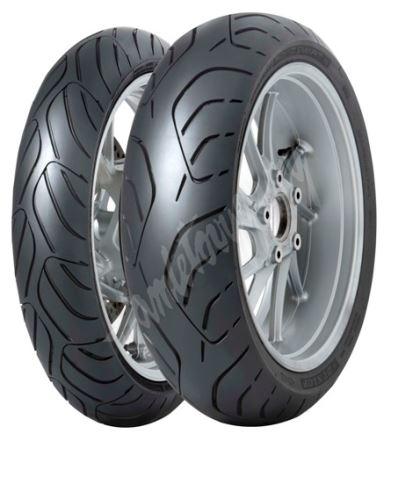 Dunlop Sportmax Roadsmart III SP 120/70 ZR17 + 190/55 ZR17 pro lehci motorky