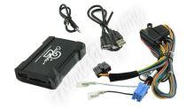 55usbfa001 Connects2 - ovládání USB zařízení OEM rádiem Fiat,Alfa Romeo/Blaupunkt AUX vstu