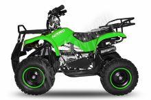 Dětská dvoutaktní čtyřkolka ATV Torino 49ccm, E-start zelená