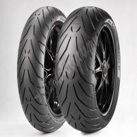 Pirelli Angel GT 120/70 ZR17 + 180/55 ZR17(A)zesílená kostra pro težší motorky