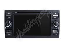"""80894 Autorádio pro Ford 2005-2012 s 7"""" LCD, GPS, ČESKÉ MENU"""