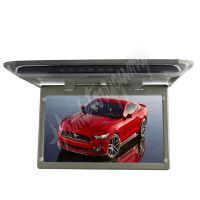"""ds-101gr x  Stropní LCD monitor 10,1"""" šedý HDMI/microSD/IR/FM, ultra tenký"""