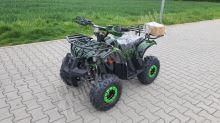 Dětská elektro čtyřkolka ATV Toronto 1000W 48V maskáč zelený
