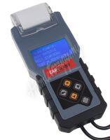35908T Tester akumulátorů s tiskárnou 3v1