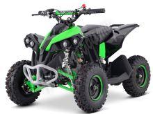 Dětská dvoutaktní čtyřkolka ATV MiniGade 49ccm E-start zelená
