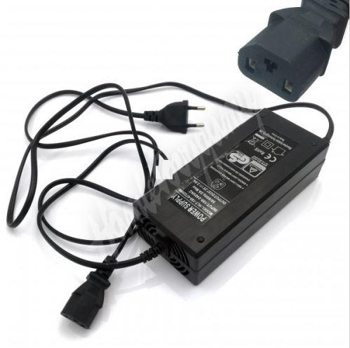 Nabíječka pro Li-ION 60V baterie, typ2