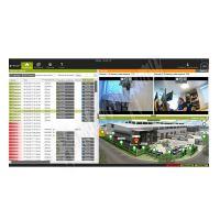 TSS GFENCE software pro grafické zpracování alarmových výstupů systému Sorhea