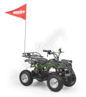 HECHT 56801 - Dětská elektro čtyřkolka ATV 20 - 25 km/h. 800W 36V/12Ah