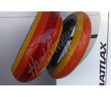 Bridgestone Battlax BT016 PRO 180/55 ZR17 M/C (73W) TL zadní
