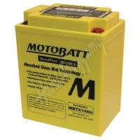 Motobaterie MOTOBATT MBTX14AU 12V 16,5Ah 190A
