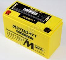 Motobaterie MOTOBATT MB7U 12V 6,5Ah 100A