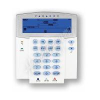 Paradox K37-868 bezdrátová ikonová klávesnice