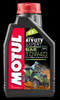 Motul - ATV UTV EXPERT 4T 10W-40 1L