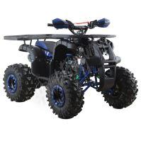 """Dětská čtyřtaktní čtyřkolka ATV Hummer PRO 125ccm modrá 3 rych. poloautomat 8"""" kola"""