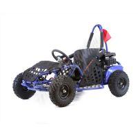Dětská Bugina MiniRocket Funkart 80ccm, modrá