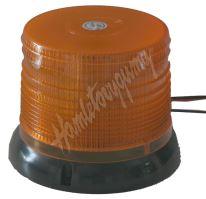 wl62fix LED maják, 12-24V, oranžový