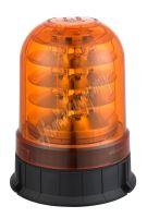 wl93fix LED maják, 12-24V, 24x3W oranžový, ECE R65