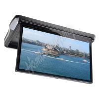 """ds-133AAbl Stropní LCD monitor 13,3"""" černý s OS. Android HDMI / USB, dálkové ovládání"""