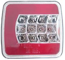 trs004ledR Sdružená lampa zadní LED 12V pravá, ECE