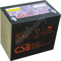 CSB Baterie GPL12520 12V 52Ah