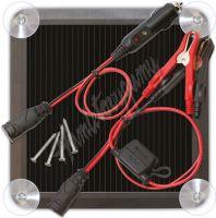 NOCO solární nabíječka akumulátorů 2,5W