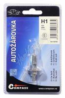 Žárovka 12V  H1  55W P14,5s blister 1ks