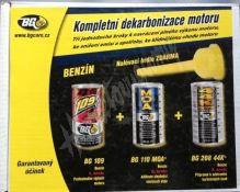 BG 6567 KIT KOMPLETNÍ DEKARBONIZACE – benzín 3x325 ml