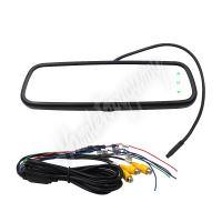 """ds-736AHD AHD LCD monitor 7,36"""" pro montáž na zrcátko"""