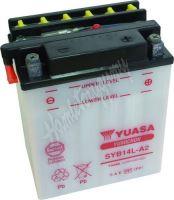 Motobaterie Yuasa SYB14L-A2 (12V, 14Ah, 190A)
