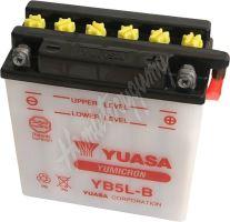 Motobaterie Yuasa YB5L-B (12V, 5Ah, 65A)