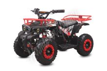 Dětská elektro čtyřkolka ATV MiniHunter 800W 36V Červená