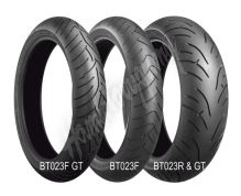 Bridgestone Battlax BT023 150/70 ZR17 M/C (69W) TL zadní