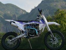 Pitbike MiniRocket SuperPit 125ccm 17/14 modrá