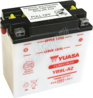 Motobaterie Yuasa YB9L-A2 (12V, 9Ah, 124A)