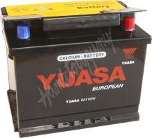Autobaterie Yuasa 55530 (12V 55Ah  420A)