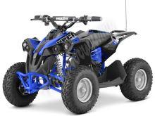 Dětská elektro čtyřkolka ATV HE51060 1060W 36V modrá