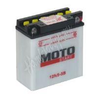 Motobaterie Motostart 12N5-3B 12V 5Ah