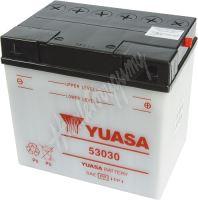 Motobaterie Yuasa 53030 (12V, 30Ah, 180A)