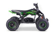 Dětská elektro čtyřkolka ATV FactoryTeam 1000W 36V zelená