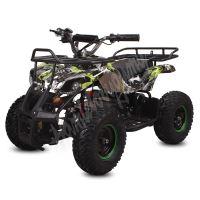 Dětská elektro čtyřkolka ATV Torino 1000W 48V Graffiti Zelená