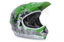 Dětská helma Xtreme - zelena