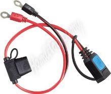 Victron Energy kabel s oky M6 a pojistkou k nabíječkám Blue Power IP65