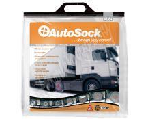 Textilní sněhové řetězy AutoSock pro TRUCK nákladní vozy velikost: AL71