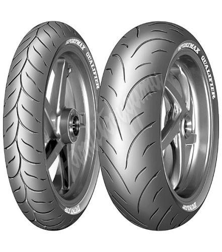 Dunlop Sportmax Qualifier 120/70 ZR17 + 190/50 ZR17