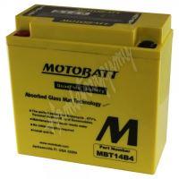 Motobaterie MOTOBATT MBT14B4 12V 13Ah 175A