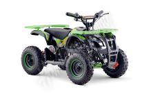 Dětská elektro čtyřkolka ATV MiniHummer 1000W 36V Deluxe Lithium zelená