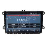 "80896A Autorádio pro VW, Škoda s 9"" LCD, Android 8.1, WI-FI, GPS, Mirror link, Bluetooth,"