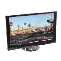 """ic-916t LCD monitor 9"""" černý do opěrky nebo palubní desku"""