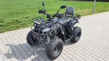 Čtyřtaktní čtyřkolka ATV BigHummer III 150ccm černá