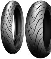 Michelin Pilot Road 3 120/70 ZR17 + 180/55 ZR17